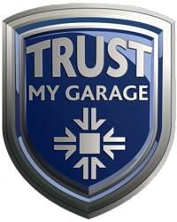Merc Services Trust My Garage Badge